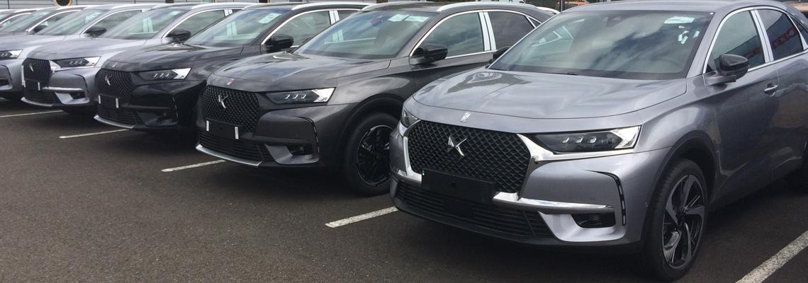 Des occasion de voitures de marque Nissan
