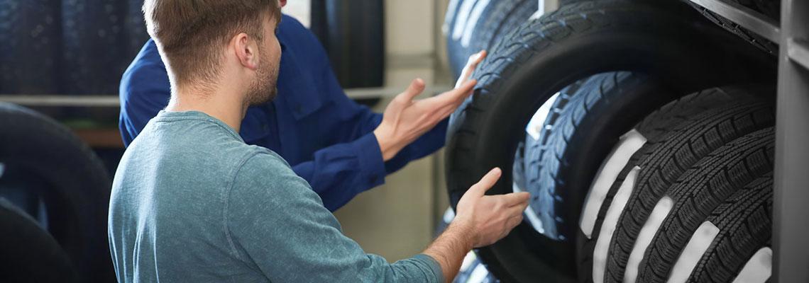Comparateur d'achat de pneus en ligne