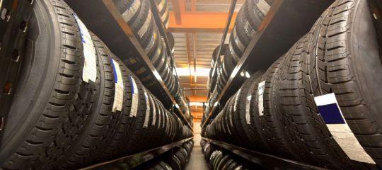 pneus de voiture
