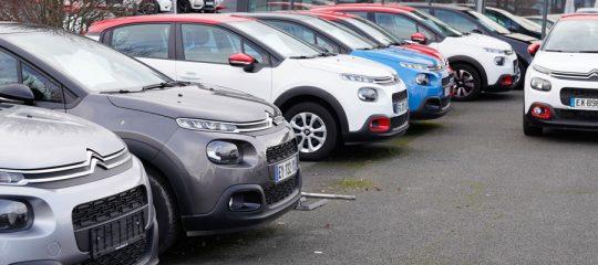 Citroën d'occasion